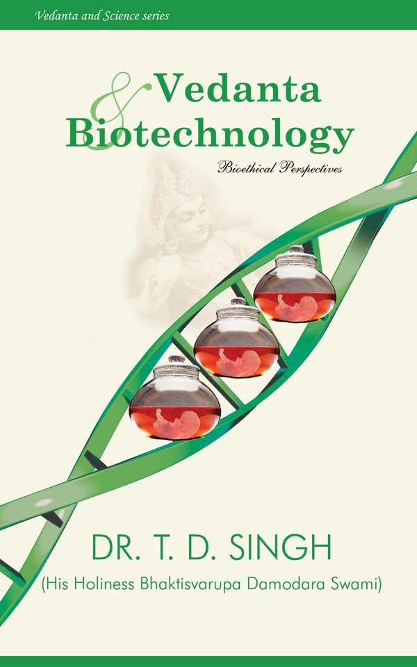Biotechnology and Vedanta