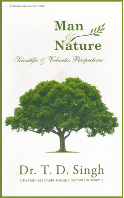 Man and Nature - Science and Vedanta